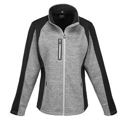 Ladies Mirage Softshell Jacket  Grey Only