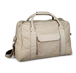 Cutter and Buck Weekend Bag  Beige Only