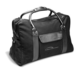 Cutter and Buck Weekend Bag  Black Only