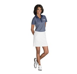 Ladies Compound Golf Shirt