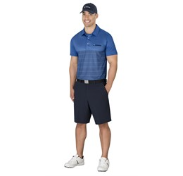 Golfers - Mens Streak Golf Shirt
