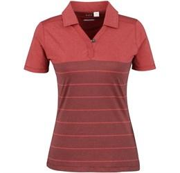 Golfers - Cutter and Buck Ladies Streak Golf Shirt