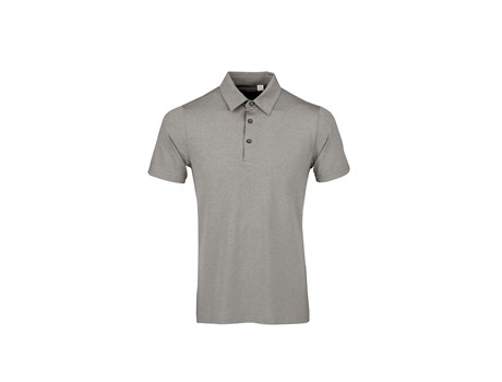 Cutter and Buck Mens Legacy Golf Shirt in grey Code CB-9906