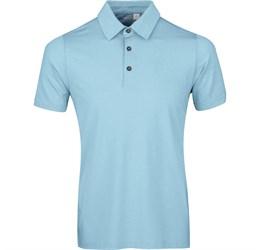 Golfers - Mens Legacy Golf Shirt  Light Blue Only