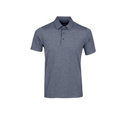 Golfers - Mens Legacy Golf Shirt  Navy Only