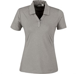 Ladies Legacy Golf Shirt  Grey Only