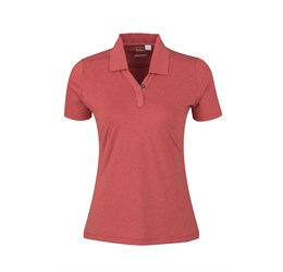 Ladies Legacy Golf Shirt  Red Only