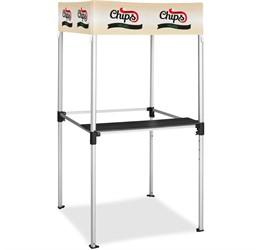 Ovation Gazebo 1m x 1m Kiosk