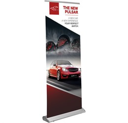 Ovation Fabric PullUp Banner