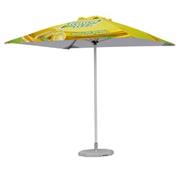 Legend Parasol single Pole 2m x 2m