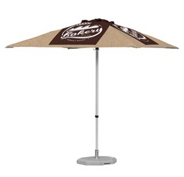 Legend Parasol sliding Pole 2m x 2m