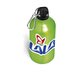 Braxton Water Bottle  500ml  Lime Only