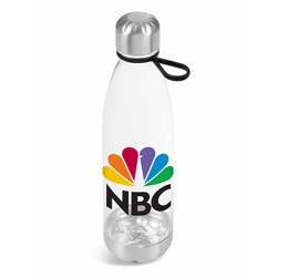 Clearview Water Bottle  750ml  Black Only