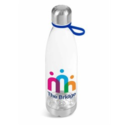 Clearview Water Bottle  750ml  Blue Only