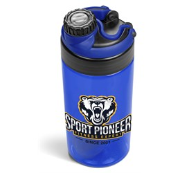 Gianna Water Bottle Protein Shaker  Blue Only