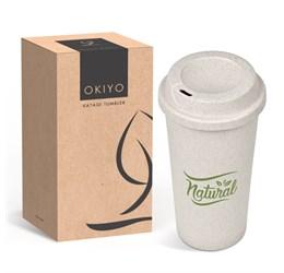 Okiyo Katagi Wheat Straw Tumbler  450ml