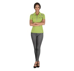 Golfers - Ladies Quinn Golf Shirt