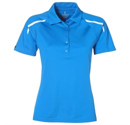 Golfers - Elevate Nyos Ladies Golf Shirt
