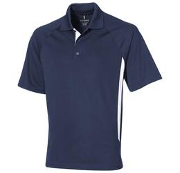 Golfers - Mens Mitica Golf Shirt  Navy Only