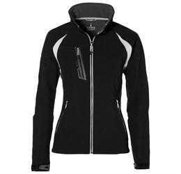 Ladies Katavi Softshell Jacket  Black Only