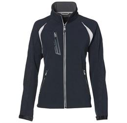 Ladies Katavi Softshell Jacket  Navy Only