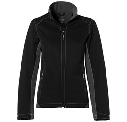 Ladies Iberico Softshell Jacket  Black Only