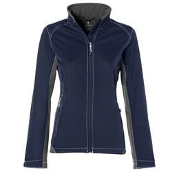 Ladies Iberico Softshell Jacket  Navy Only