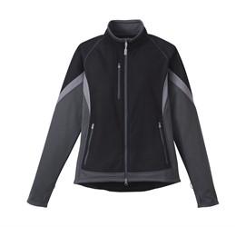 Ladies Jozani Hybrid Softshell Jacket  Black Only