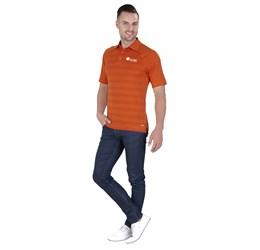 Golfers - Mens Shimmer Golf Shirt