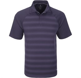 Golfers - Mens Shimmer Golf Shirt