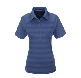 Golfers - Elevate Shimmer Ladies Golf Shirt