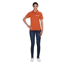 Ladies Shimmer Golf Shirt