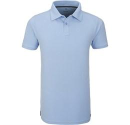 Golfers - Mens Calgary Golf Shirt  Light Blue Only