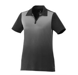 Golfers - Ladies Next Golf Shirt  Black Only