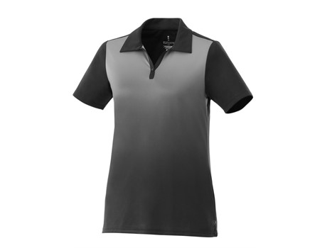 Elevate Ladies Next Golf Shirt in black Code ELE-6011