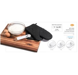 Bakemaster Sliding Spoon