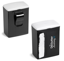 Keep It Clean Bag Dispenser  Black Only