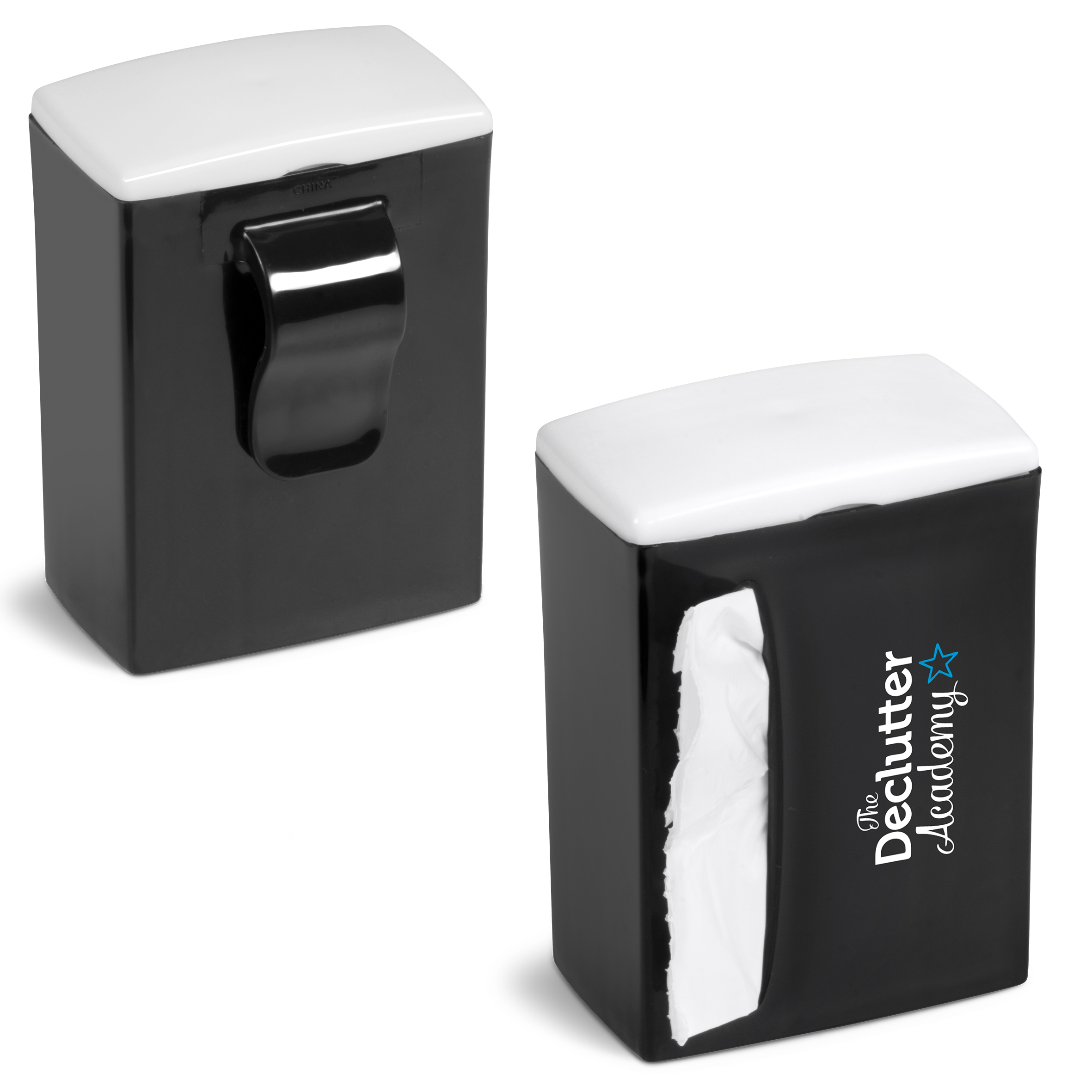 Product: Keep It Clean Bag Dispenser - Black Only