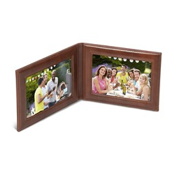 Fabrizio Fold Up Photo Frame Black Only