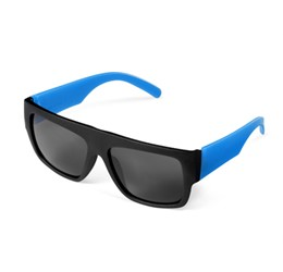 Frenzy Sunglasses  Cyan Only