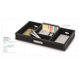 Carrington Desk Pro  Black Only