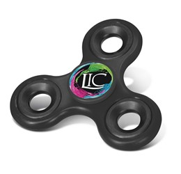 Fidget Spinner  Black Only