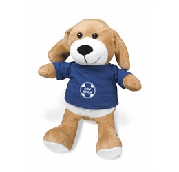 Cooper Plush Toy  Blue Only