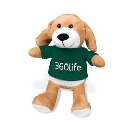 Cooper Plush Toy  Dark Green Only