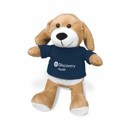 Cooper Plush Toy  Navy Only