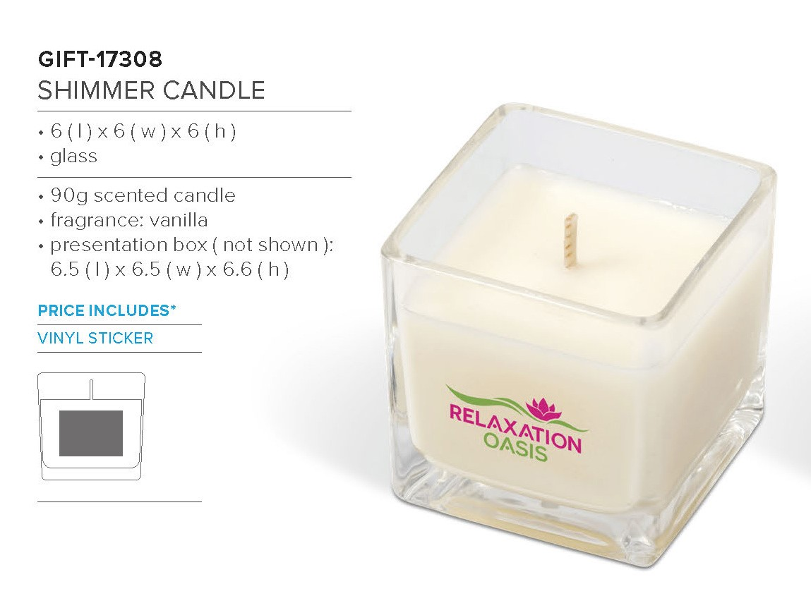 Product: Shimmer Candle