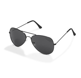 Crossfield Sunglasses  Black Only