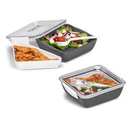 Workaholic Lunch Box