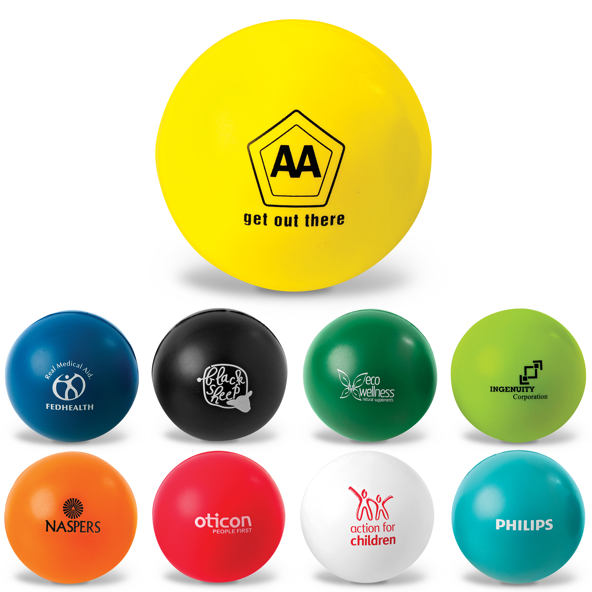 Product: Chill-Out Stress Ball