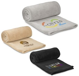 Cocoon Fleece Blanket And Bag